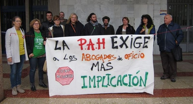 Afectados por la Hipoteca anuncia una queja por el ''mal funcionamiento'' de la oficina de intermediación de Badajoz