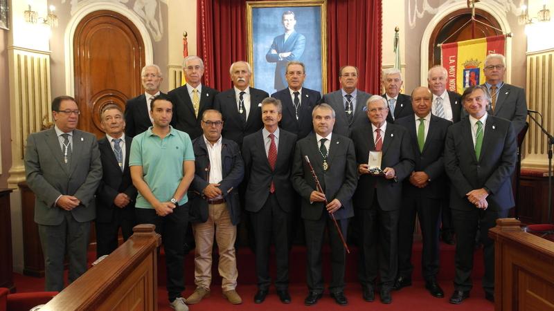 Badajoz concede la 'Medalla de la Ciudad' a la Real Sociedad Econ�mica de Amigos del Pa�s