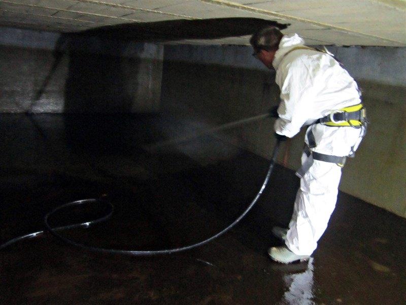 Aqualia realizar� trabajos de limpieza de dep�sitos de agua en pedan�as de Badajoz que ''garantizan la calidad del agua''