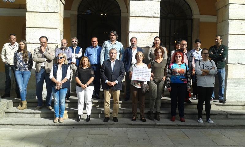 Badajoz condena los ltimos casos de violencia de g nero - Casos de violencia de genero ...