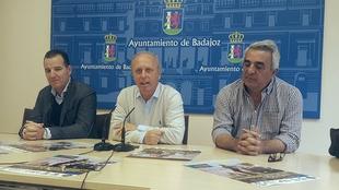 El Raid Hípico Ciudad de Badajoz homenajea a Francisco Barradas con un trofeo con su nombre
