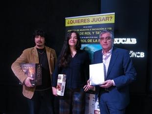 La Rucab de Badajoz será sede en marzo, abril y mayo de unas jornadas de juegos de rol y tablero