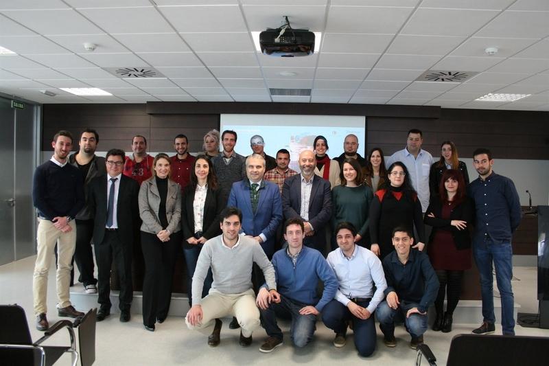 Fundación Telefónica y el Ayuntamiento forman a 40 jóvenes en competencias digitales de carácter profesional