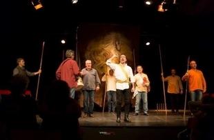 El López de Ayala de Badajoz prepara una serie de actividades para este lunes por el Día Mundial del Teatro