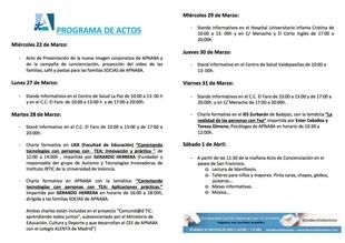 Badajoz celebra el Día Mundial de Concienciación sobre el autismo