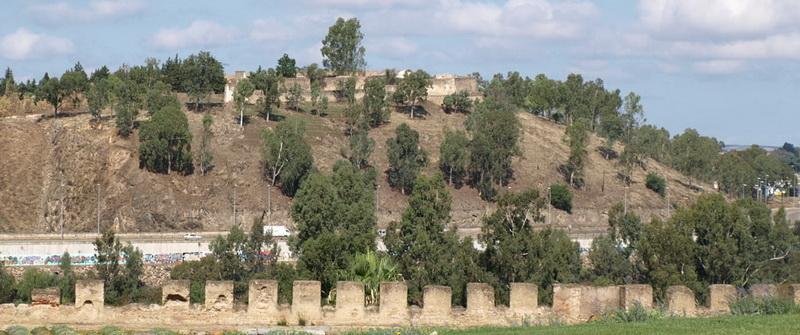 Una visita guiada muestra este sábado el Fuerte de San Cristóbal