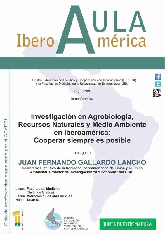 Una conferencia analizará este miércoles las distintas formas de cooperación científica con Ibéroamérica