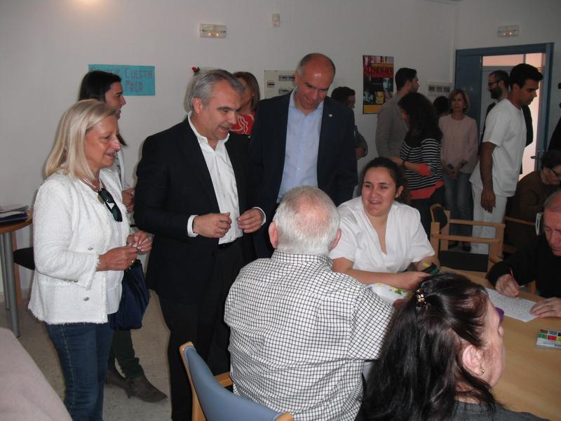 El nuevo Centro de Día de la Barriada de Llera atiende a 30 usuarios