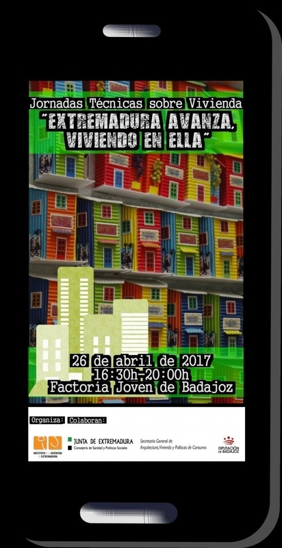Jóvenes conocerán en unas jornadas en Badajoz los actuales programas de la Junta de vivienda en alquiler y compra