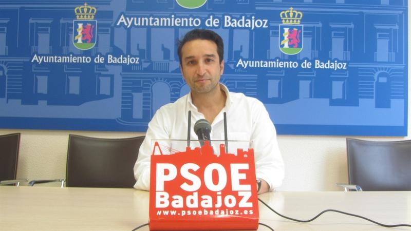 El PSOE pacense pide al jefe de la Policía Local que ''no asuma eventos en los que no pueda garantizar'' la seguridad