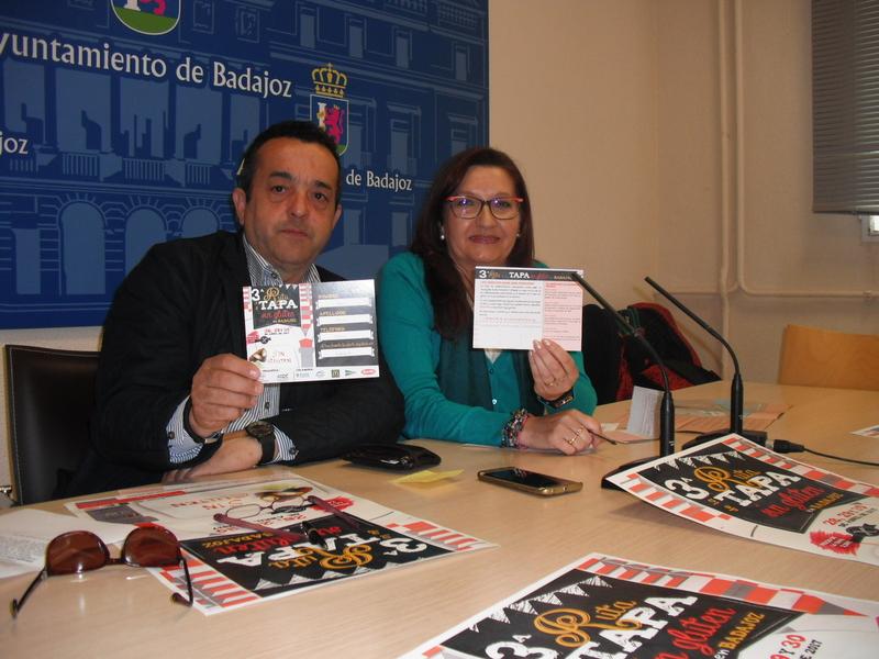 Llega a Badajoz la III Ruta de la Tapa sin gluten con la participación de 18 establecimientos