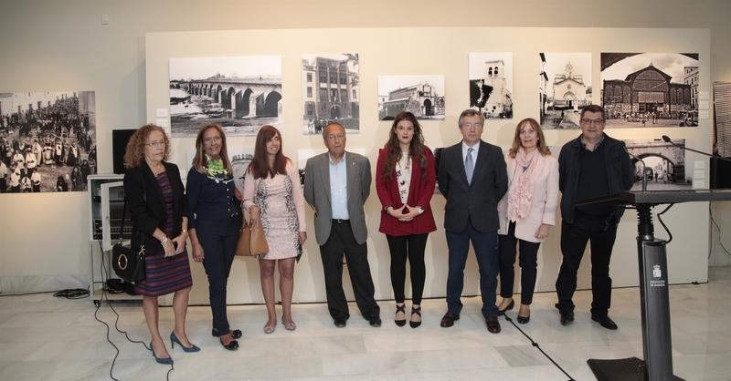 Una exposición sobre el fotógrafo extremeño VISAM puede visitarse en Badajoz hasta el próximo 20 de mayo