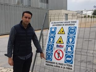 Cabezas critica que la ''falta de ilusión'' del PP por Badajoz provoca el retraso de la nueva Comisaría