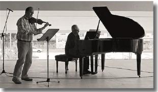 El Dúo Ágora ofrecerá un concierto de boleros, tangos y música de cine este jueves