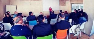 Una treintena de empresarios participa en Badajoz en el III Encuentro con Inversores Conecta Financiación