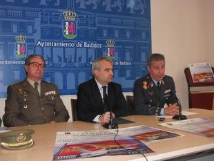 La Jura de Bandera para personal Civil regresa a Badajoz después de 5 años