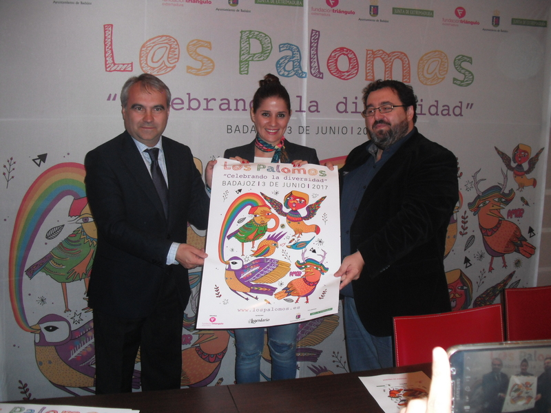 Chenoa lidera el cartel de Los Palomos 2017