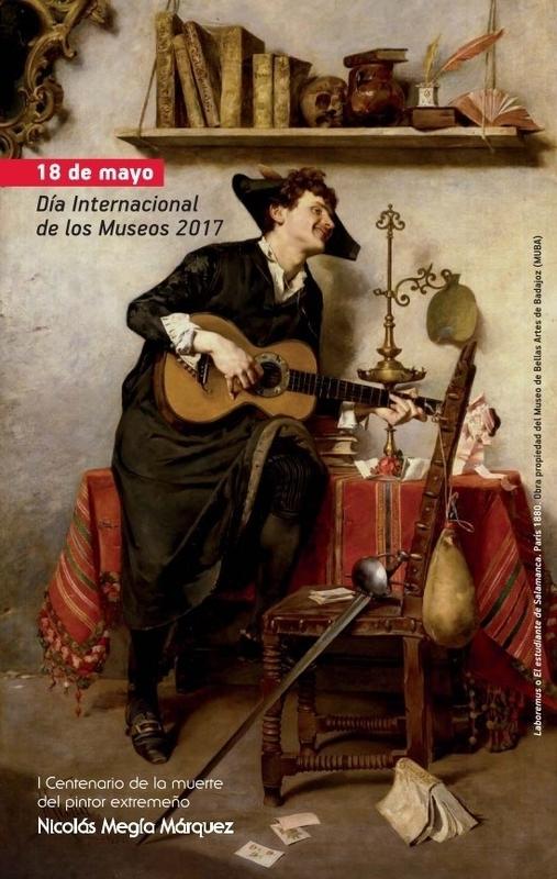 Una representación teatral, entre los actos del Bellas Artes para celebrar el 'Día de los Museos'