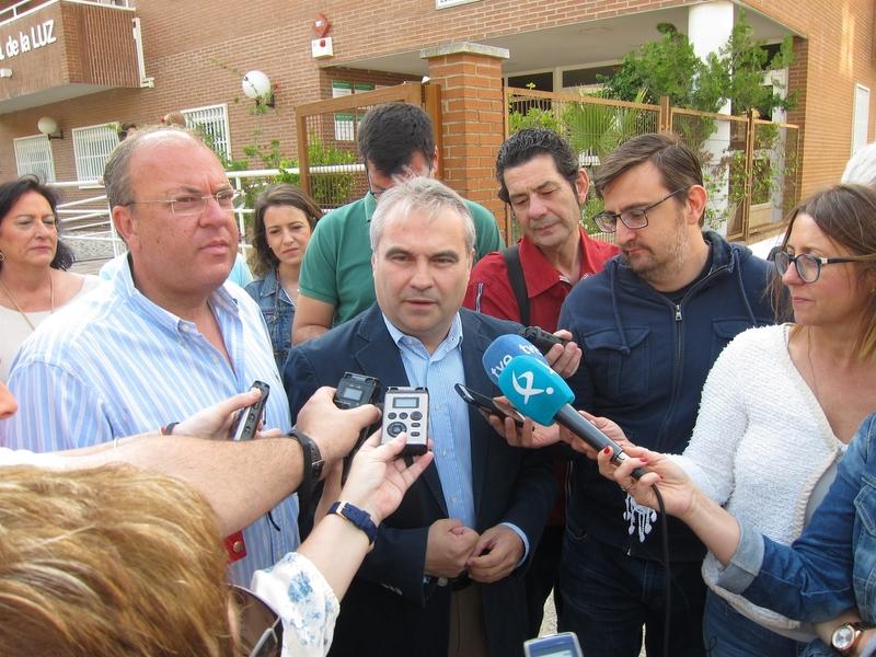 Fragoso critica que una norma impida que el comercio de Badajoz crezca por los intereses espurios de la Junta