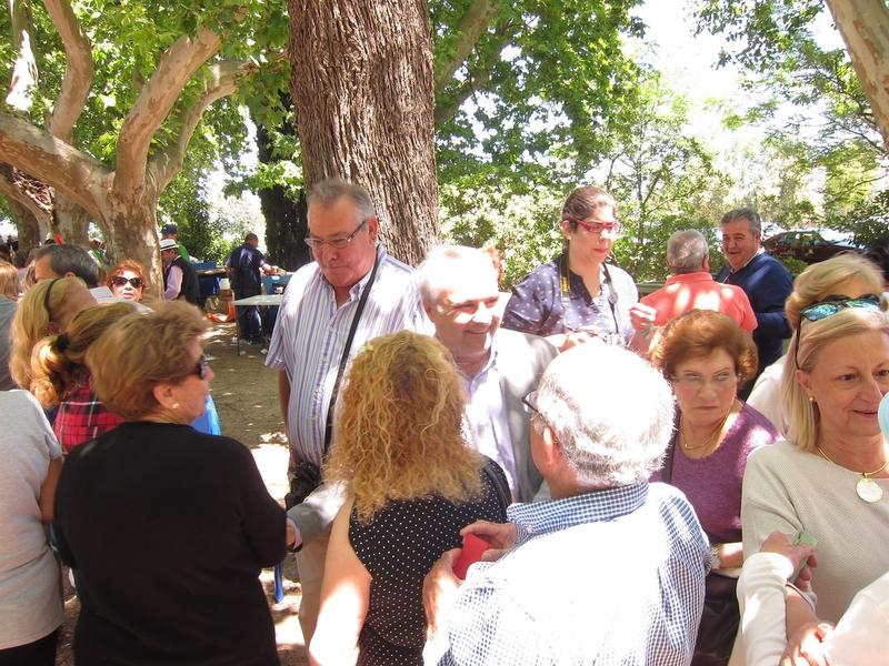 Las Jornadas Gastronómicas de Mayores recaudan 1.300 euros a beneficio de los comedores sociales de Badajoz