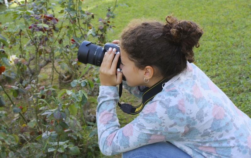 La fotógrafa 'freelance' Teresa Benítez enseñará a niños de 7 a 10 años a usar la cámara en un taller en Badajoz