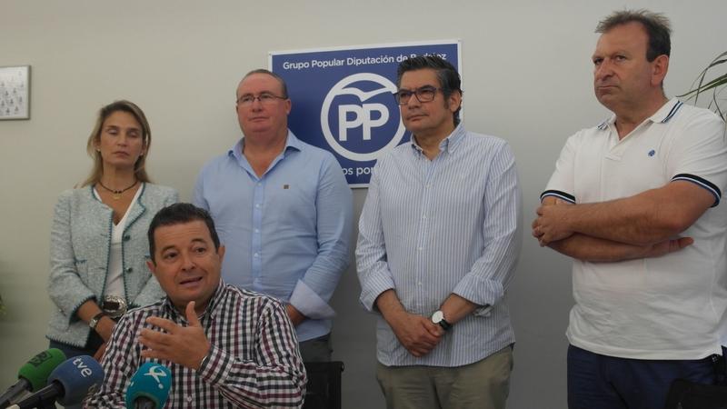 El PP de la Diputación reitera que el nombramiento del ''hermanísimo'' es un claro ejemplo de ''enchufismo'' socialista
