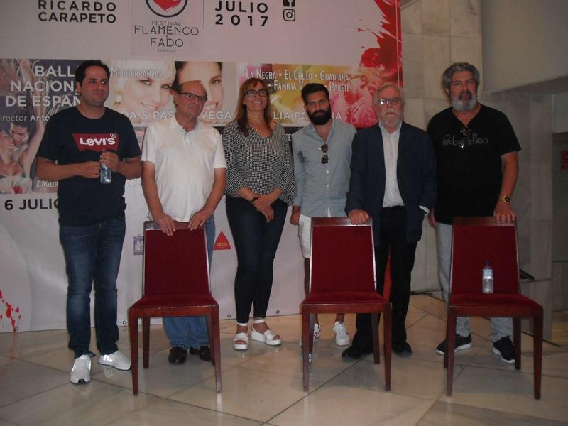 La familia Vargas homenajeará el sábado al Porrina en la última jornada del 'Festival Flamenco y Fado de Badajoz'