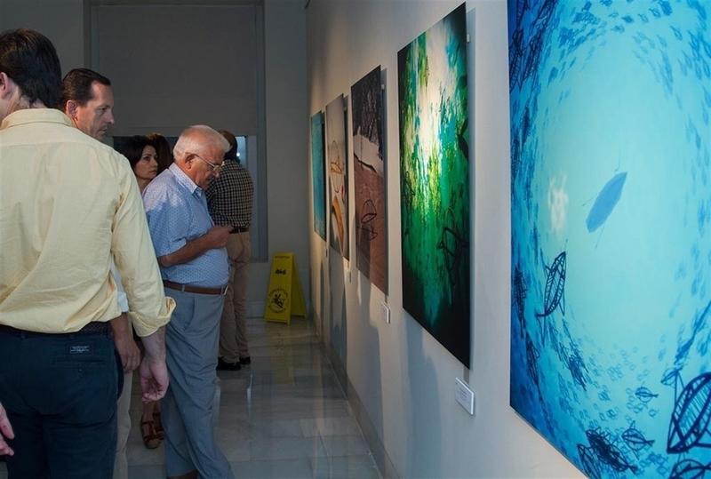 La exposición multimedia 'Still Waters' llega a la sala Vaquero Poblador de la Diputación