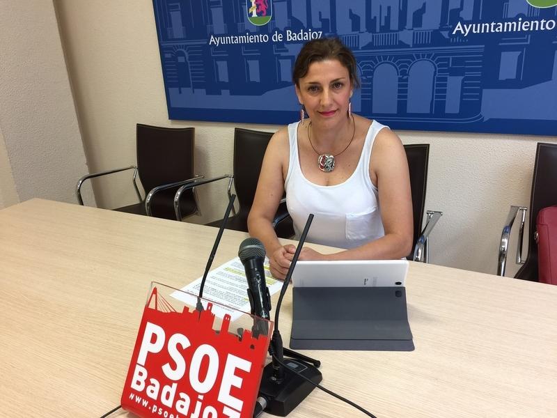 El PSOE lamenta que el gobierno de Badajoz haya comprometido el