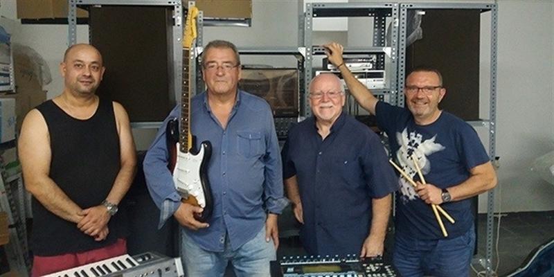 El grupo 'Los Quijotes' ofrecerá un concierto el próximo sábado en Badajoz