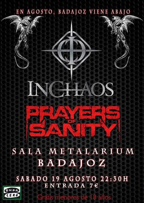 Badajoz acoge este sábado el primer concierto de rock con entrada gratuita para menores