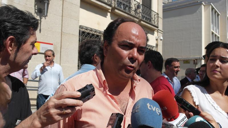 Celestino Rodolfo augura que ''les venceremos como vencimos a otros movimientos terroristas''