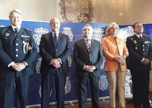 Badajoz acoge este año el acto central del 'Día de la Policía'
