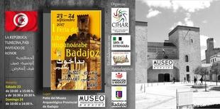 La I Feria del Libro Hispanoárabe CIHAR de Badajoz comienza el día 23