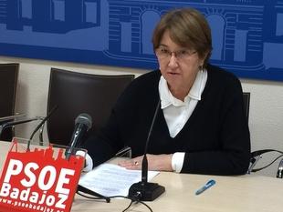 El PSOE critica el cambio de opinión del alcalde para con los eucaliptos de la plaza santa marta