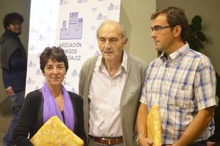 Una conferencia analizará este jueves en Badajoz los hallazgos aparecidos en el año 2015 en el Alcazaba de la ciudad