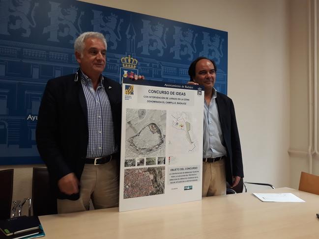El Ayuntamiento junto con el COADE sacará a licitación un Concurso de Proyectos para ejecutar diferentes actuaciones en el Campillo