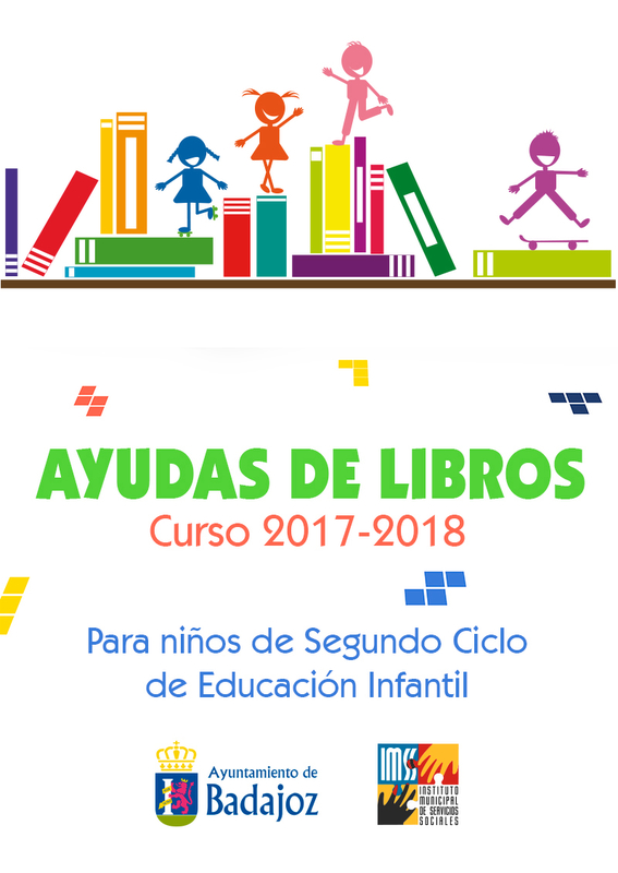 El IMSS publica las Ayudas para Libros de Texto y Material Escolar del Curso 2017/20118 para Alumnos de Segundo ciclo de Educación Infantil