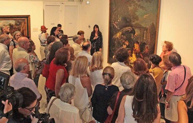 La exposición De Rubens a Van Dyck ha recibido más de mil visitas en sus primeras dos semanas de apertura