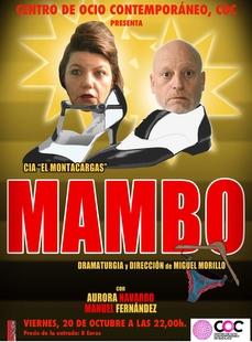 El Centro de Ocio Contemporáneo de Badajoz acoge el estreno de ''Mambo'' de la compañía de Teatro El Montacargas
