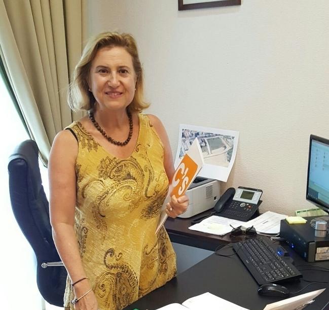 Julia Timón es ya la concejala no liberada que más cobra en el ayuntamiento de Badajoz