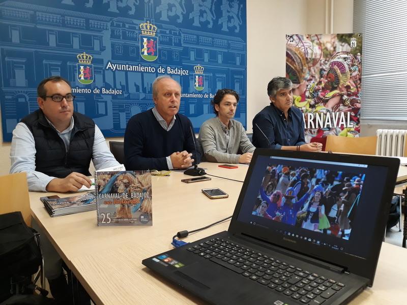 El Carnaval de Badajoz viaja a Holanda