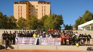 Celebrado el I Torneo contra la discriminación organizado por la Coordinadora Estudiantil de Badajoz