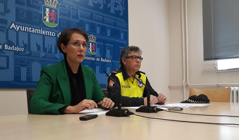 La Policía imparte en Badajoz un curso de Educación Vial que pretende llegar a más de 3.000 niños de entre 6 y 12 años