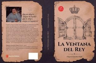 Olegario González presenta en Ámbito Cultural su primera novela 'La ventana del Rey', la historia de una búsqueda