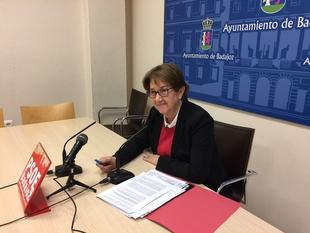 El PSOE pacense se abstendrá en la declaración del Día contra la Violencia de Género y pide al ayuntamiento más medidas