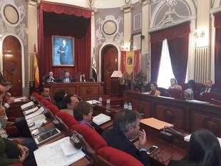 Badajoz pedirá a la Junta que impulse políticas de apoyo al pequeño comercio
