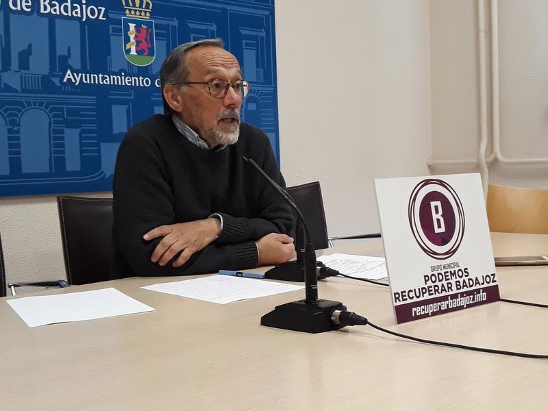 Podemos-Recuperar Badajoz pide a Educación un apoyo ''firme y contundente'' para atajar el problema de las agresiones en los colegios