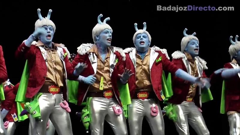 Las Murgas de Badajoz cantarán sin micrófonos para conseguir más ''naturalidad'' y ''movilidad'' en su actuación