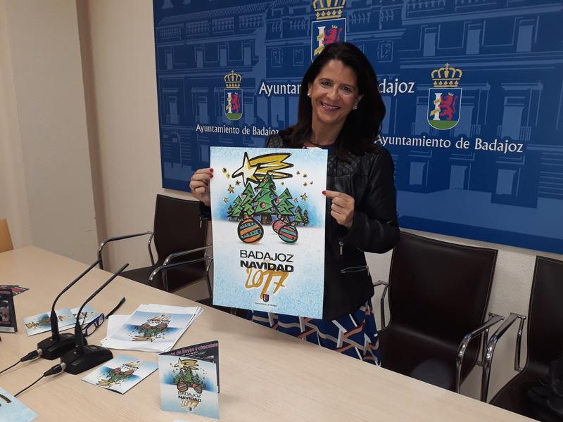 La Navidad en Badajoz incluirá más de 100 actividades entre conciertos, talleres infantiles o espectáculos de calle